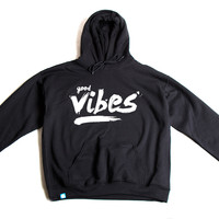 Good vibes hoodie - Dream But Do Not Sleep Clothing