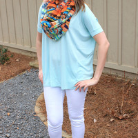 Piko- Short Sleeve- Mint