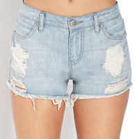 No-Fuss Distressed Cutoffs