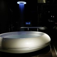 Science-Fiction Bathroom