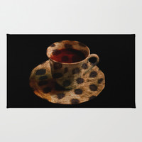CHEE-TEA Area & Throw Rug by Catspaws | Society6