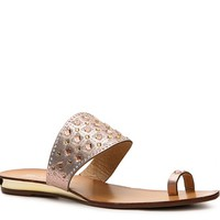 GC Shoes Diamonds Flat Sandal