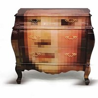 Pixel Art Furniture