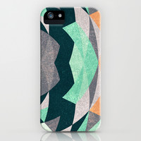Center iPhone & iPod Case by Leandro Pita | Society6