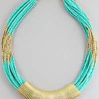 Egyptian Romance Necklace from P.S. I Love You More Boutique