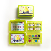 PEEPS & Company : PEEPS COLORING CASE ART SET