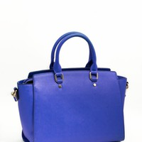 Textured N Structured Satchel