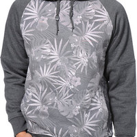 Empyre Pacific Grey Pullover Hoodie
