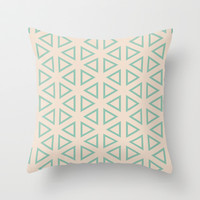 Vibrant Pattern- 2 Throw Pillow by Uma Gokhale | Society6