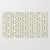 Vibrant Pattern- 2 Area & Throw Rug by Uma Gokhale | Society6
