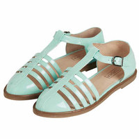 GIGGLE Geek Shoes - Mint