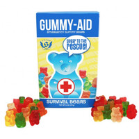 Gummy-Aid Emergency Gummy Bears