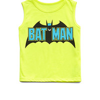 Favorite Batman Tank (Kids)