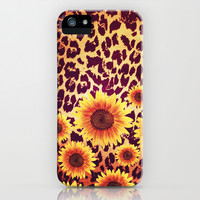 Wild Flowers 2 - for Iphone iPhone & iPod Case by Simone Morana Cyla