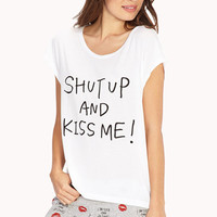 Kiss Me PJ Set