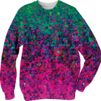 Sweatshirt Glitter Dust Background G8