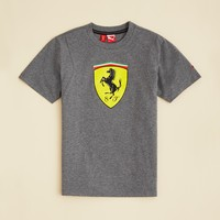 PUMA Boys' Ferrari Shield Tee - Sizes S-XL