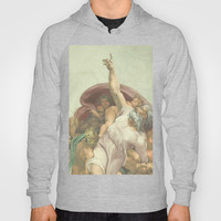 Sistine Chapel - Creation of Man Hoody by BeautifulHomes
