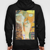 Love & Water Snakes Hoody by BeautifulHomes