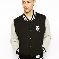 Supremebeing Alpha Baseball Jacket