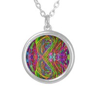 Infinity Symbol Pendant Necklace