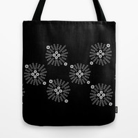 Bursting Again Tote Bag by Jensen Merrell Designs | Society6