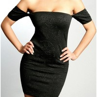 The Black Evening Dress - 29 N Under