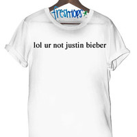 Lol ur not kidrauhl T Shirt