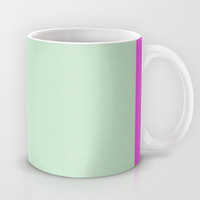 Re-Created Interference ONE No. 11 Mug by Robert S. Lee