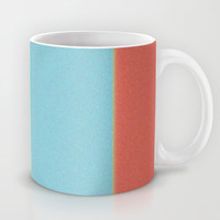 Re-Created Interference ONE No. 9 Mug by Robert S. Lee