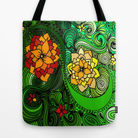 The nature of Nature Tote Bag by DuckyB (Brandi)