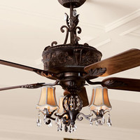 Antoinette Ceiling Fan & Light Kit