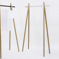 Chop Stick Wardrobe by Andreas Saxer