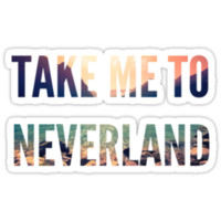 One Direction/Peter Pan- Take Me To Neverland