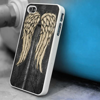 Daryl Dixon Wings gold iPhone 5S case,iphone 5 case,iPhone 5C case,iphone 4 case,iphone 4S case,samsung s4 case, Samsung s3 case