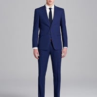 Burberry London Millbank Cotton Sport Coat & Trousers