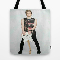 luke on teen now Tote Bag by kikabarros