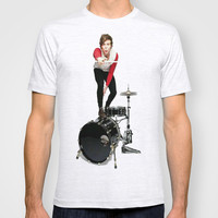 Ashton on teen now T-shirt by kikabarros