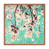 Lisa Argyropoulos Spring Showers Square Tray