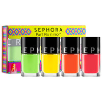 Sephora: SEPHORA COLLECTION : Paint Rio In Neon* Nail Set : nail-polish-nail-lacquer