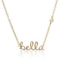Shy by Sydney Evan Bella Necklace | Bridesmaid Necklace | 40180012