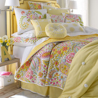 """Sunbeam"" Bed Linens - Horchow"