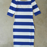Nautical Ways Dress [5256] - $34.00 : Vintage Inspired Clothing & Affordable Dresses, deloom | Modern. Vintage. Crafted.