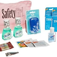 SafetyGirl SFTGIRL1000001142 10 Piece The Ladies Night Out Kit