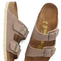 Strappy Camper Sandal in Taupe Leather | Mod Retro Vintage Sandals | ModCloth.com