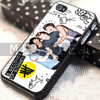 5SOS Colorfull Photos - iPhone 4/4s/5/5s/5c - iPod 4/5 - Samsung Galaxy s3 i9300/s4i9500 Case