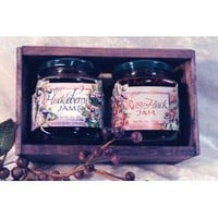 Wild Huckleberry Jam Gift Crate (11oz)