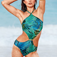 Cutout Halter One-piece - Forever Sexy - Victoria's Secret