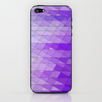 Ode to Purple iPhone & iPod Skin by DuckyB (Brandi)