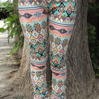 Catalina Leggings - VIRGINIA FIELDS